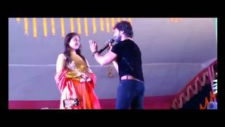 Khesari Lal Yadav & Kajal Raghwani Arkestra Bhojpuri Stage Show 2027