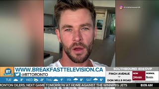 Chris Hemsworth Donates $1 Million to Fight Australian Wildfires