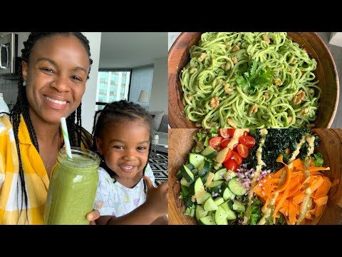 What I ate Today | Raw Vegan & Tasty