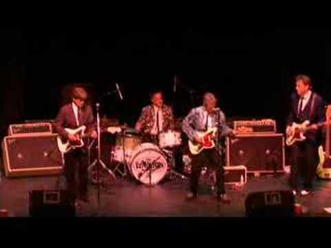 The Eliminators - Dawn Patrol -  Old School Surf Music