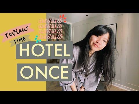 พาดูห้องพักโรงแรม HOTEL ONCE BANGKOK เจริญกรุง l  Maayisme