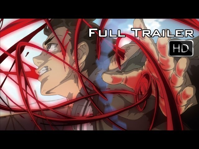 [FULL Trailer]DeadMan Wonderland By Denieru