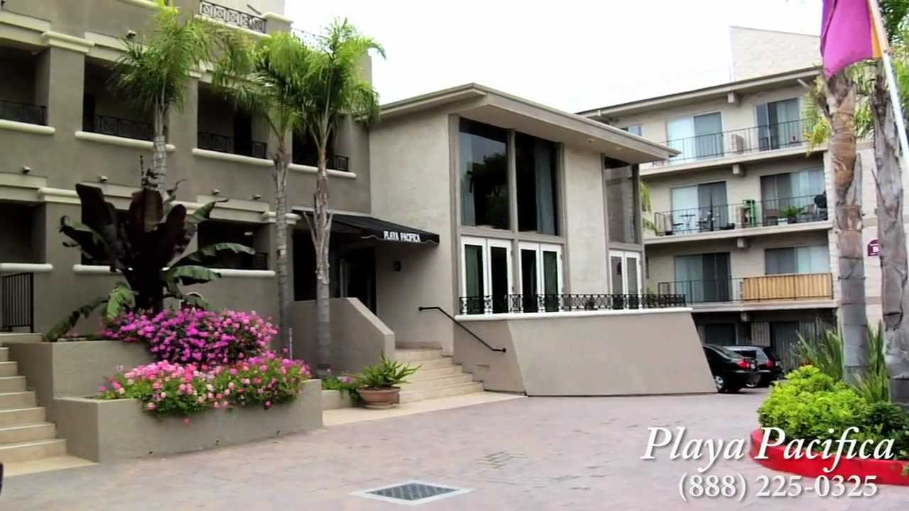 Playa Pacifica Los Angeles Apartments Neighborhood Tour Del Rey Apartment Tours