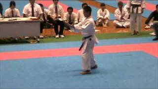 Kata UECHI SEISAN - Okinawan Karate Championships