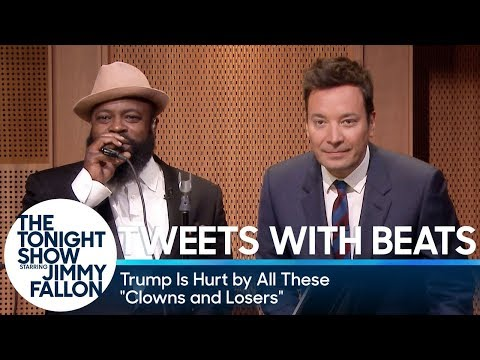 Tweets with Beats: Trump Is Hurt by These