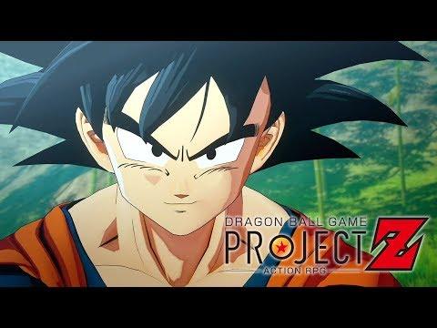 PS4(R)/Xbox One「ドラゴンボールゲーム プロジェクトZ」ティザーPV