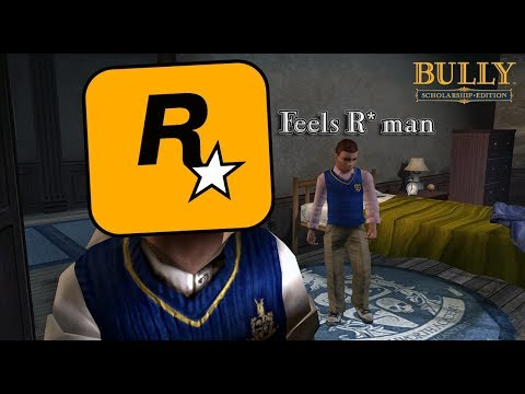Did Rockstar Games sell us an earlier version of Bully: Scholarship Edition? (ft. DEgo)