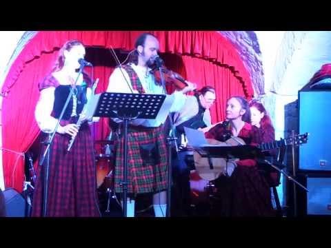 Кельтский праздник Имболк с ирландской фолк группой Singing Flute