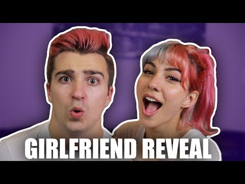 MY GIRLFRIEND DYES MY HAIR (not clickbait) | FT. Jim Reno