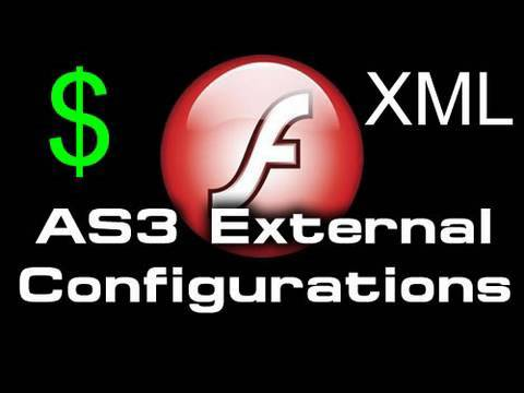 Parse and Display external XML file data in Flash AS3 from YouTube · Duration:  5 minutes 8 seconds