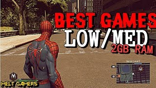[Free Shout.Out!] Top 5 Games For Medium Pc #11 | Gameplay - Melt Gamers