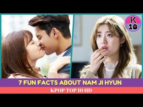 7 FUN FACTS ABOUT Suspicious Partner NAM JI HYUN