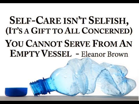 Why is Self-Care So Hard & Rare?