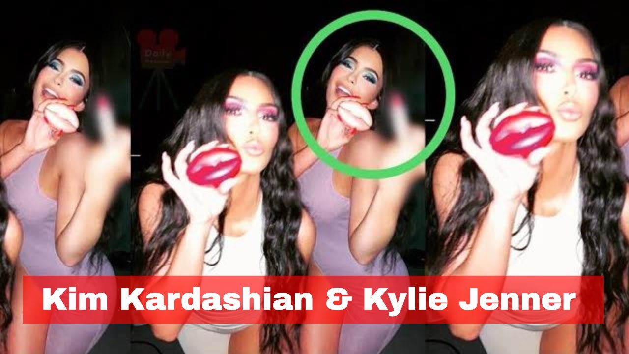 Kylie Jenner and Kim Kardashian Makeup Announcement | on social media