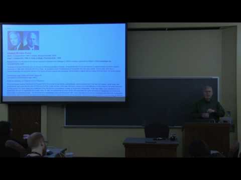 Dana Scott - Theory and Models of Lambda Calculus  Untyped and Typed - Part 1 of 5 - λC 2017