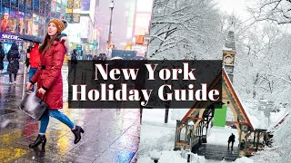 A local's guide to the holidays in New York   Restaurants, sightseeing, and more