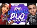 THE DYNAMIC DUO! WINNING WITH POKIMANE (Fortnite BR Full Match)