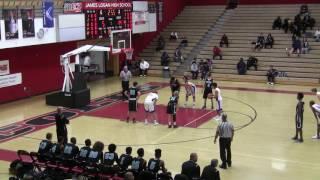 clayton valley vs deer valley high school boys basketball full game 11 26 16