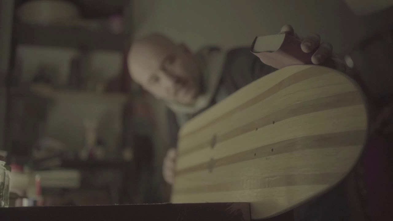 Handmade Surfskate with passion for Fun