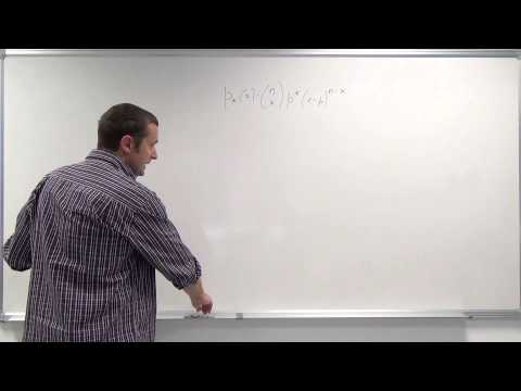 variabili casuali binomiali