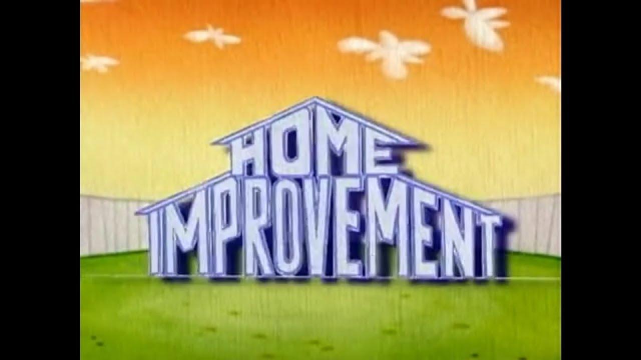 Home Improvement Season 7 Opening And Closing Credits And