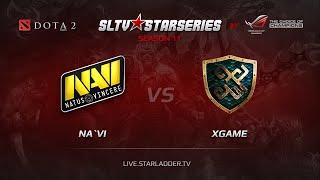 Na`Vi vs xGame.kz, SLTV Europe Season 11, Day 10