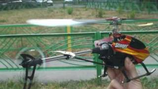 Радиоуправляемый вертолет Pilotage «Stinger»(Демонстрационный полет вертолета Pilotage «Stinger», 2010-09-02T09:27:37.000Z)