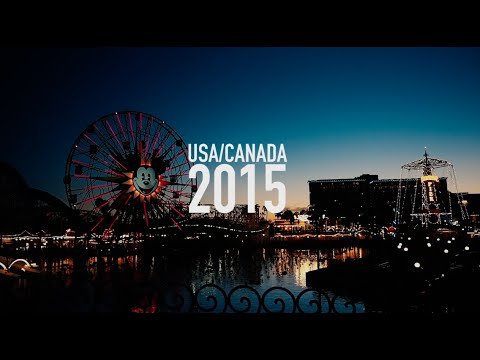 Travel Across North America - USA & Canada Trip 2015