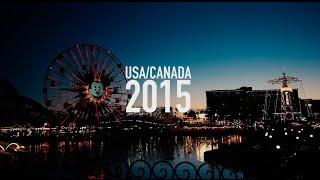 Travel Across North America - USA & Canada Trip 2015