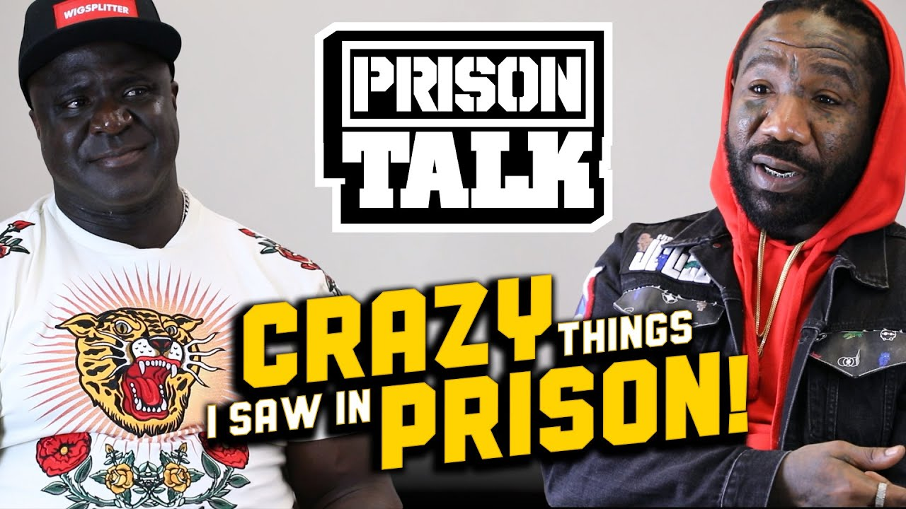 Boskoe shares stories of crazy things he saw while incarcerated - Prison Talk 21.19
