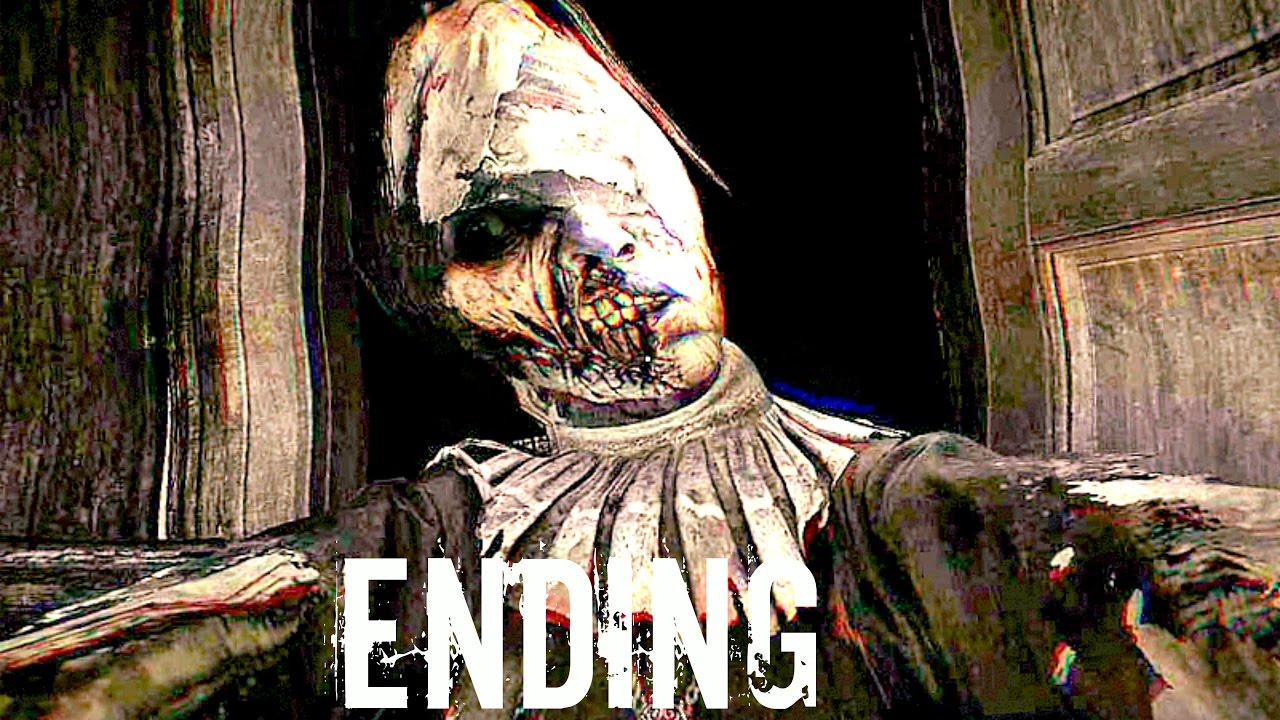 layers of fear how to get selfish ending