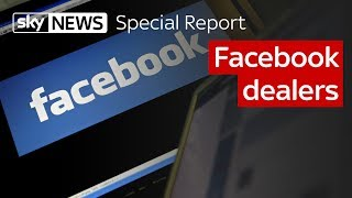 Prescription drugs sold illegally on Facebook