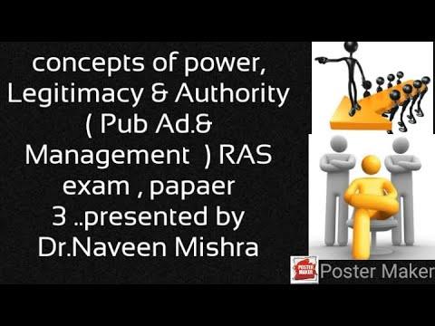 Power authority legitimacy essay