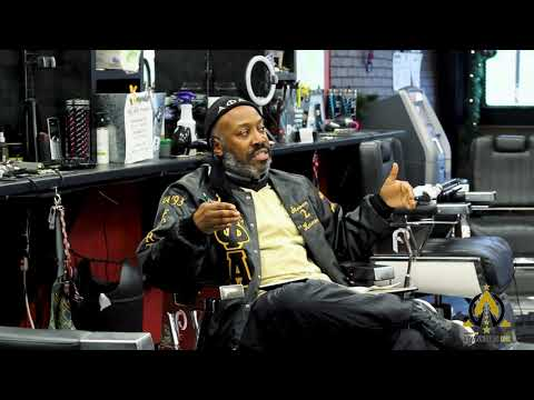 Barbershop Conversations - More with Less (Advancing As ONE)