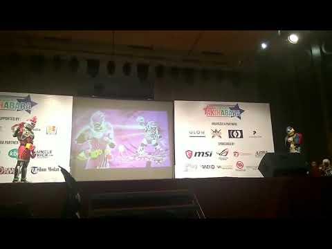 LITTLE AKIHABARA 2017 Kamen rider Ex aid vs Kamen rider PARA-DX