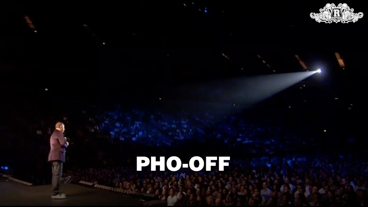 Russell Peters   Pho-Off