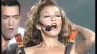 Thalia - Amor A La Mexicana.. en España