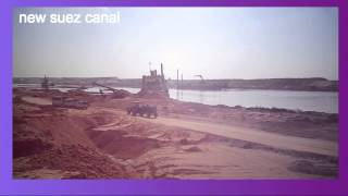 Archive new Suez Canal: drilling and dredging in the January 31, 2015