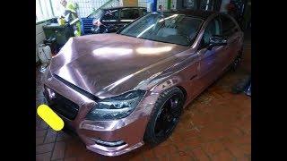 Кузовной ремонт автомобилей Mercedes-Benz