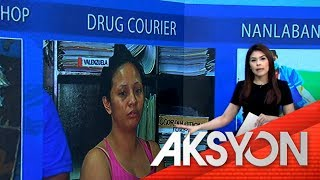 Drug courier sa Valenzuela, naaresto sa buy-bust operation
