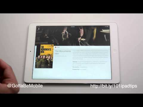 Better Way to Rent Movies on iPad