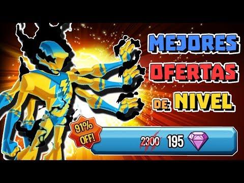 MEJORES OFERTAS DE NIVEL - ¿CUAL COMPRAR? - Monster Legends