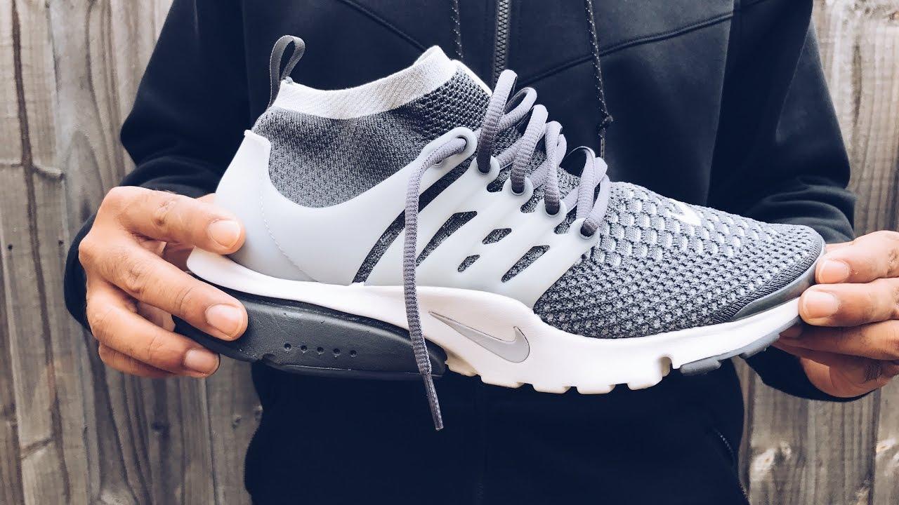 Nike Air Presto Flyknit | Dark Grey