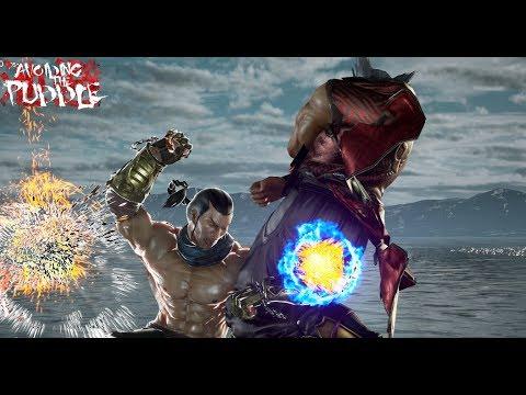 Aris Plays Tekken 7 Ranked  Denying the tion