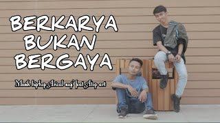 Arizal Sugi' ft Atop art - BERKARYA BUKAN BERGAYA