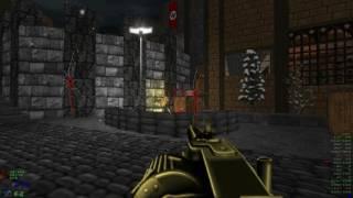 Brutal Doom v20b - Hell on Earth Starter Pack - Map32: Wolfenstein
