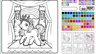 My Little Pony Coloring Pages - Coloring Pages For Kids