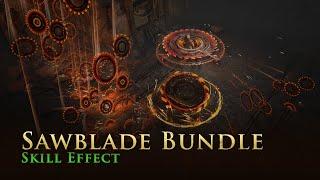 Path of Exile: Sawblade Bundle