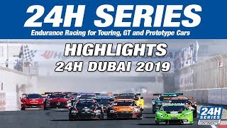 Hankook 24H DUBAI 2019 Highlights