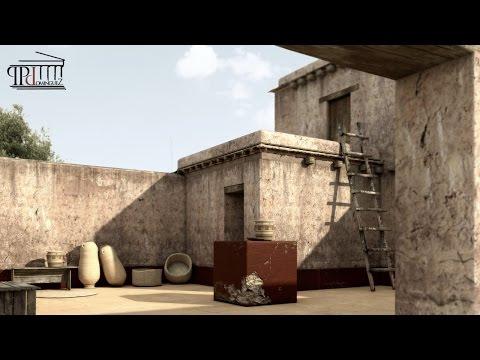 Baixar Reconstrucción virtual del Templo Ibérico de La Alcudia de Elche